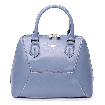 Dámská kabelka do ruky modrá - David Jones Gisella modrá