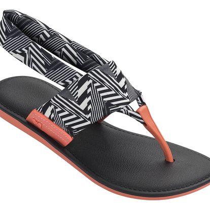 Zaxy žabky Vibe Sandal Fem Black/White