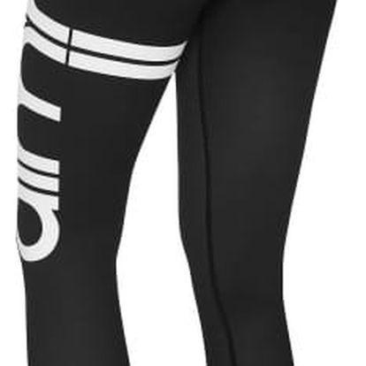 Dámské fitness legíny - 8 barevných variant - černá, velikost 4