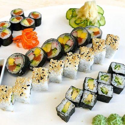 Sushi sety, které si zamilujete na první pohled