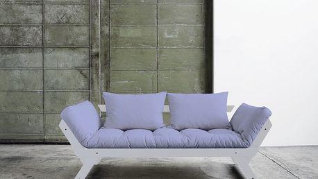 Pohovka Karup Bebop Cool Grey/Blue Breeze - doprava zdarma!