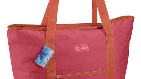 Chladicí taška 45 l, červená
