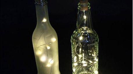 LED světlo - korek