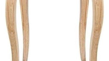 Konzolový stolek Dressing Table 65x74 cm, bílý - doprava zdarma!