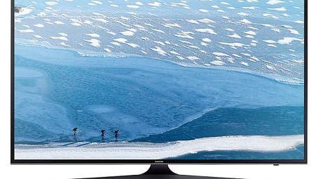 Samsung UE55KU6072 - + DÁREK: Poukaz 500 Kč na TV příslušenství!