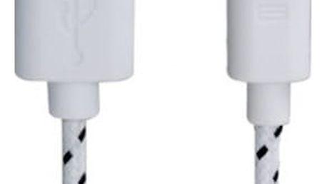 Datový a nabíjecí USB kabel pro iPhone - 2 barvy