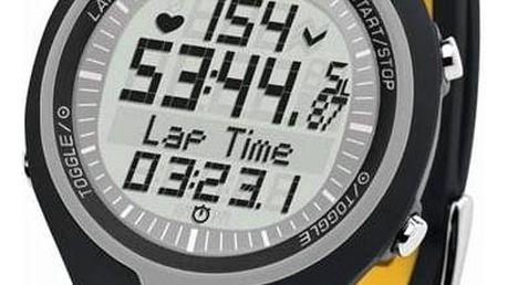 Sporttester Sigma PC 15.11 C3 černý/žlutý