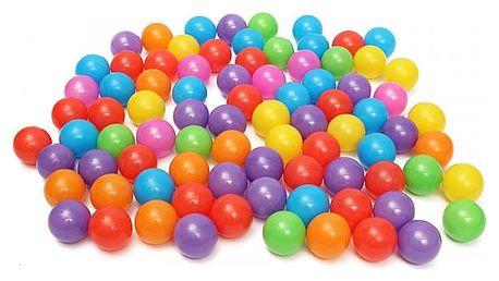 Dětské barevné míčky - 100 ks
