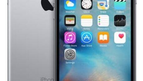 Mobilní telefon Apple 128GB - Space Gray (MKQT2CN/A) šedý