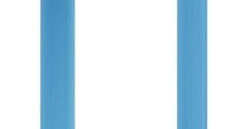 Nabíjecí a přenosový micro USB kabel - Modrá