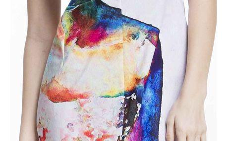 Culito from Spain barevné šaty Frida