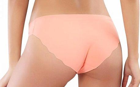 Pohodlné bezešvé kalhotky v mnoha barvách