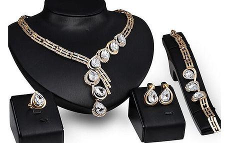 Sada šperků v elegantním provedení