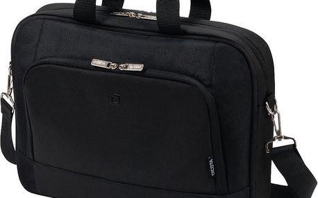 """DICOTA Top Traveller BASE - Brašna na notebook 15.6"""" - černá - D31325"""