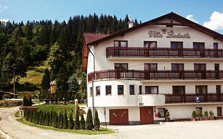 Pobyt pro pár i rodiny v turistické oblasti Kysuc