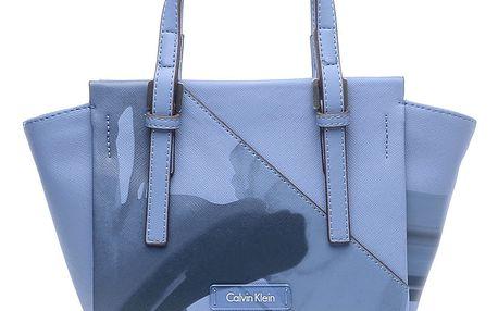 Calvin Klein modrá kabelka M4RISSA Mini Tote