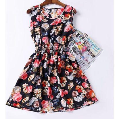 Rozmanité letní šaty - vzor: 8 - velikost: 3 - dodání do 2 dnů
