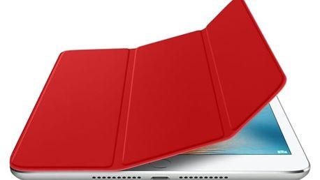 Pouzdro na tablet Apple iPad mini 4 Smart Cover (MKLY2ZM/A), červené (red)