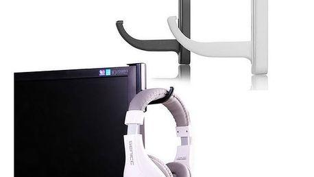Držák na sluchátka ve 2 barvách