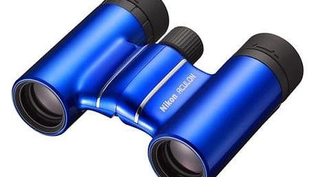 Dalekohled Nikon 8×21 Aculon T01 modrý