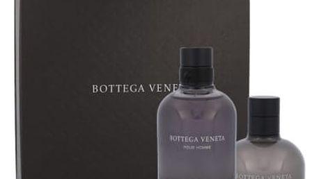 Bottega Veneta Bottega Veneta Pour Homme dárková kazeta pro muže toaletní voda 90 ml + balzám po holení 100 ml