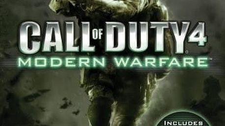 Call of Duty 4: Modern Warfare GOTY (PC) - PC - 33169UK