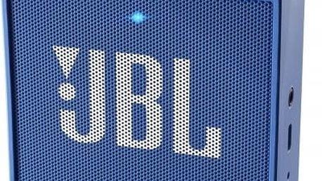 Bezdrátový reproduktor JBL GO BLUE