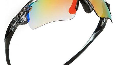 Kvalitní polarizované cyklistické brýle