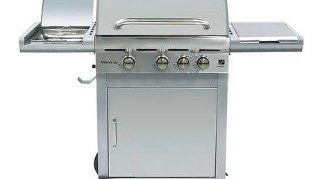 Gril zahradní plynový G21 California BBQ Premium Line, 4 hořáky + Doprava zdarma
