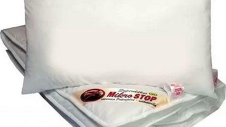 Ložní souprava MikroSTOP pro miminka protiroztočová 100x135cm + 40x60cm