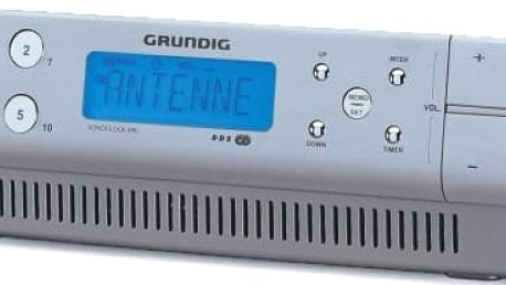 Radiobudík Grundig Sonoclock 890