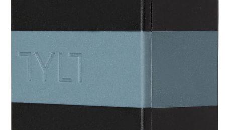 Nabíječka k mobilnímu telefonu TYLT Cestovní nabíječka Dual USB, 4,2A, šedá (Gray) USBTC42GY-EUK