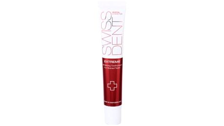 Swissdent Extreme Whitening 50 ml zubní pasta unisex