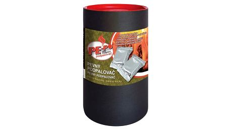 Příslušenství ke grilu Raid PE-PO pevný podpalovač, balené kostičky, 60 ks