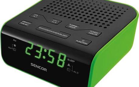 Radiobudík Sencor SRC 136 GN