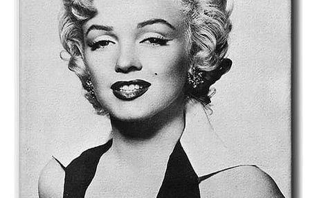 GLIX Marilyn Monroe II. - obraz na plátně 40 x 50 cm