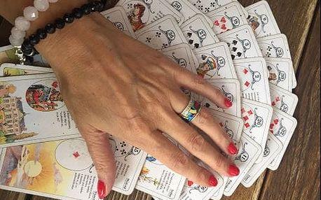 Výklad z kariet madam Lenormand, TAROT a numerológia. V Bratislave podľa výberu variantu.