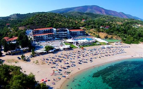 Řecko - Thassos na 11 až 12 dní, plná penze s dopravou letecky z Prahy