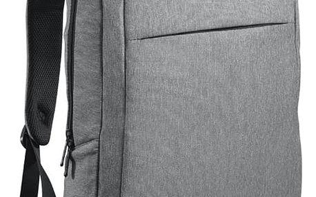 "Lenovo Casual Backpack 15,6"", šedá - GX40L68657"