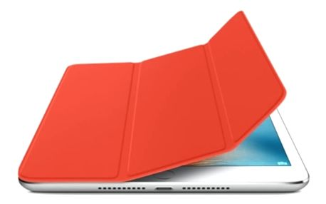 Pouzdro na tablet Apple iPad mini 4 Smart Cover (MKM22ZM/A), oranžové (orange)