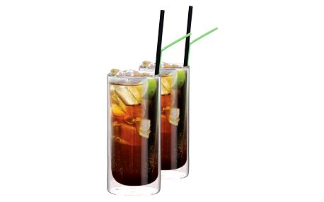 Skleničky a šálky MAXXO Termo skleničky Cuba libre DG882