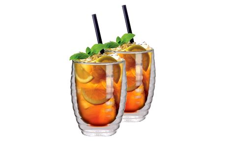 Skleničky a šálky MAXXO Termo skleničky Ice tea DG503L
