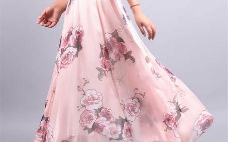 Lehoučká a vzdušná letní sukně - 4 - dodání do 2 dnů