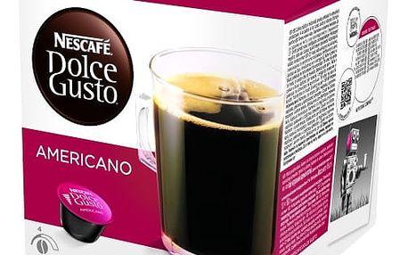 Kávové kapsle NESCAFÉ DOLCE GUSTO Americano 16 ks