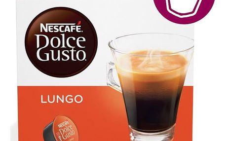 Kávové kapsle NESCAFÉ DOLCE GUSTO Caffé Lungo 16 ks