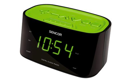 Radiobudík Sencor SRC 180 GN