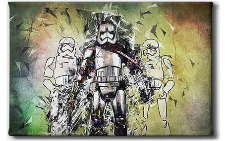 GLIX Star Wars Stormtroopers - obraz na plátně 60 x 40 cm