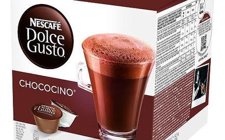Kávové kapsle NESCAFÉ DOLCE GUSTO Chococino 8 ks