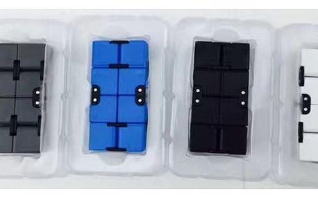 Antistresová hračka Infinity Magic Cube, zajímavá zábava a relaxace.