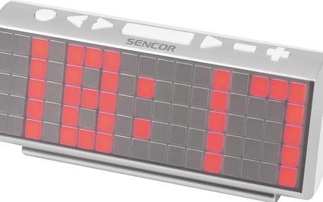 Radiobudík Sencor SRC 190 RD